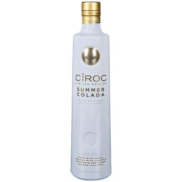Ciroc Summer Colada limited edition vodka