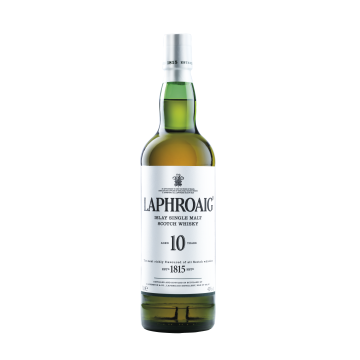 Laphroaig Islay Single Malt 10 yo