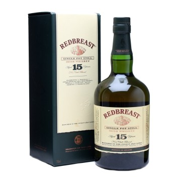 Redbreast 15 Years Old Irish Whiskey