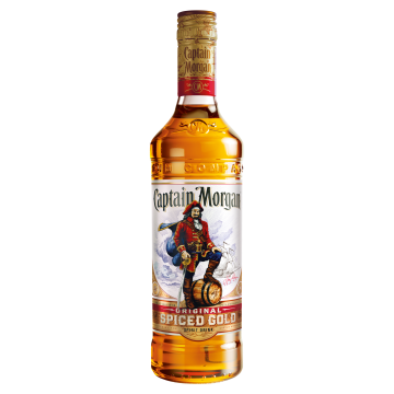 Captain Morgan Spiced Rum Gold